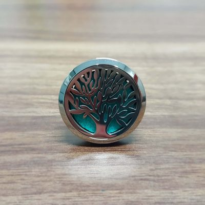 Tree of Life Aromatherapy Car Diffuser Close Up