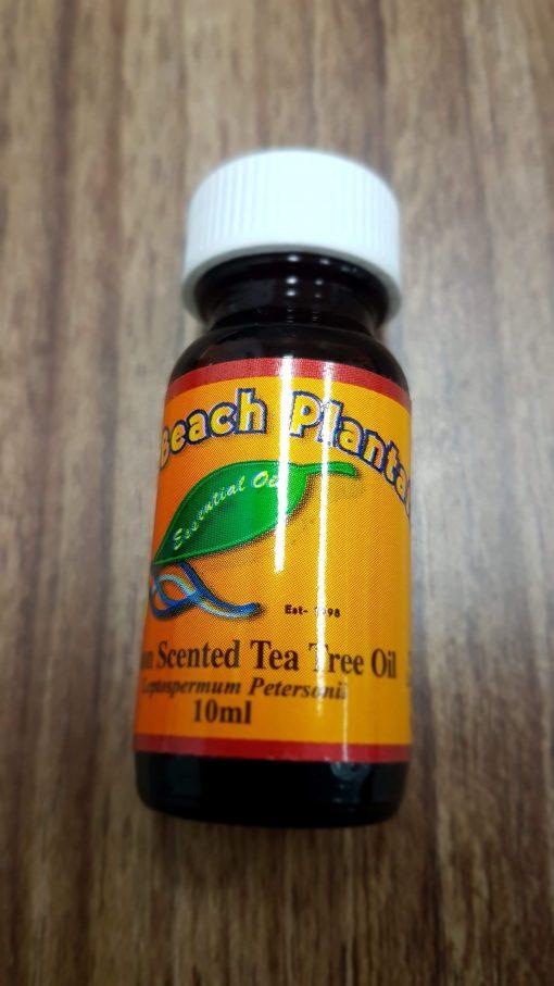 Lemon Scented Tea Tree Essential Oil 10mL