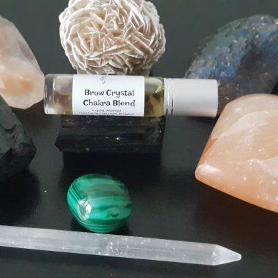 Brow Crystal Chakra Blend