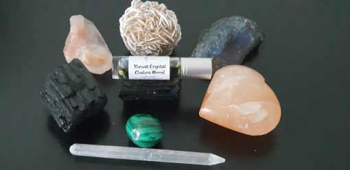 Throat Crystal Chakra Blend